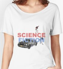 Brand New Science Fiction Women's Relaxed Fit T-Shirt