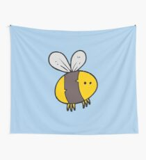 Little Bee Wall Tapestry