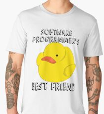 Programmer's duck Men's Premium T-Shirt
