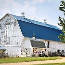 Barn on Pilgrim Road by Nadya Johnson
