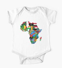 AFRICA One Piece - Short Sleeve