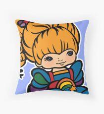 Rainbow Brite [ iPad / Phone cases / Prints / Clothing / Decor ] Throw Pillow