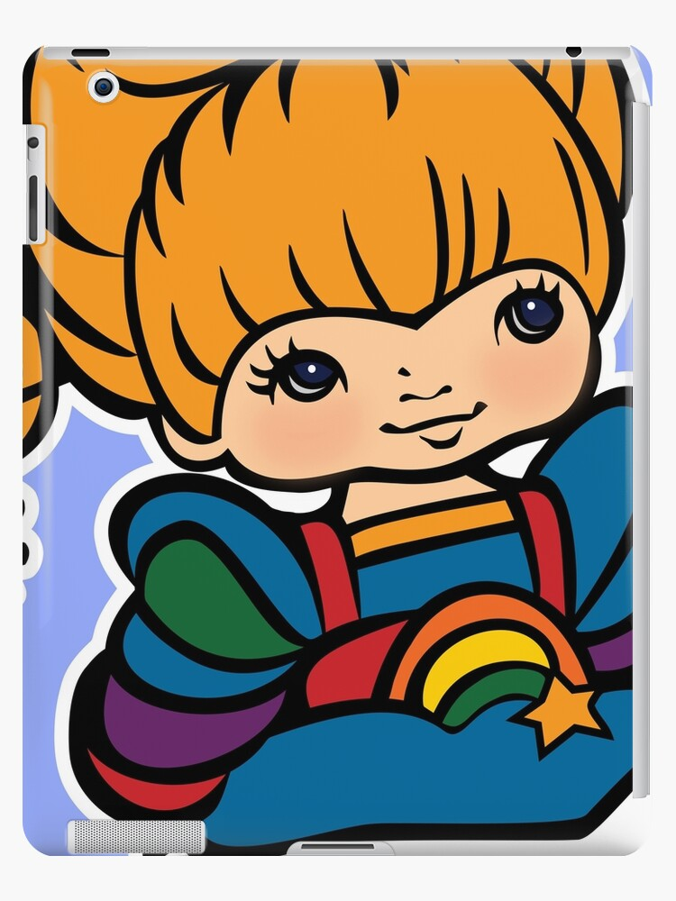 Rainbow Brite [ iPad / Phone cases / Prints / Clothing / Decor ] by Damienne Bingham
