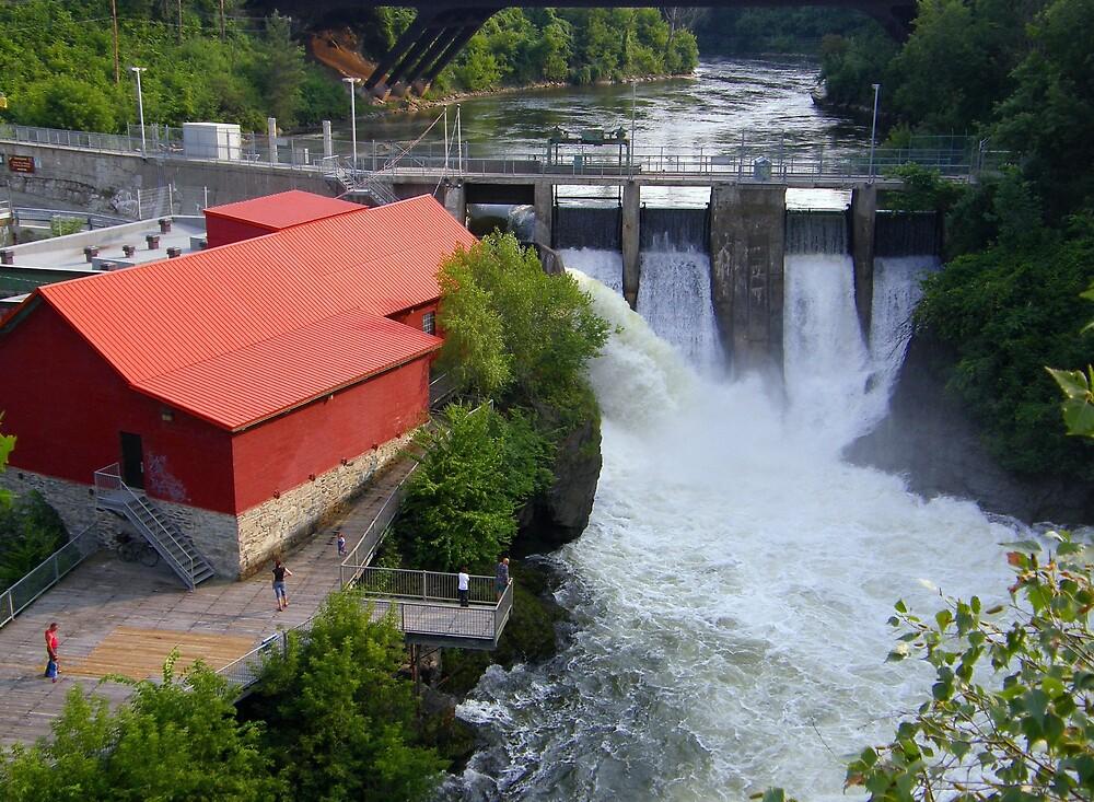The Dam by marchello