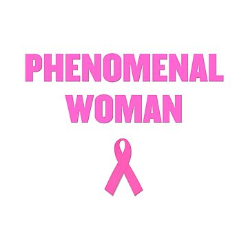 PHENOMENAL WOMAN by vervestudios