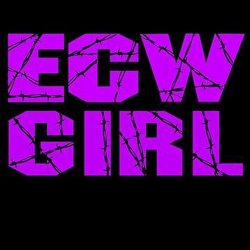 ECW Girl by DannyDouglas96
