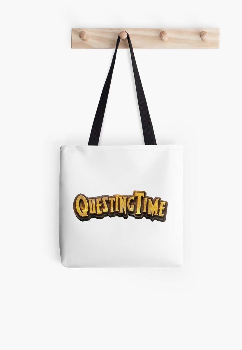 Questing Time - LOGO by shamblehouse