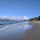 Baker Beach- San Francisco, California by Peat0114