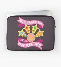 Töte zusammen, bleib zusammen - Sailor Scouts Laptoptasche