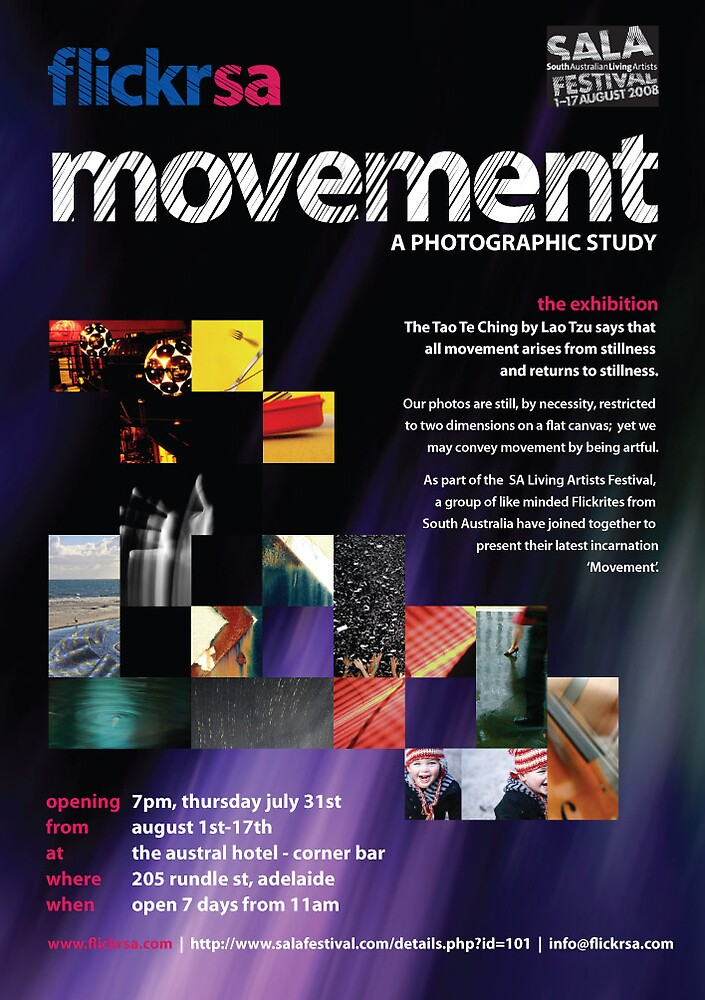 SALA Movement exhibition by Princessbren2006