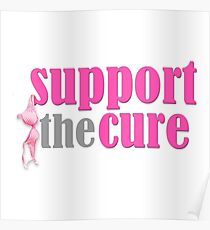 Support the Cure Poster