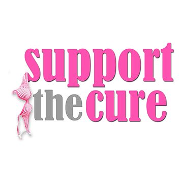 Support the Cure by vervestudios
