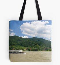 Blue Danube Tote Bag