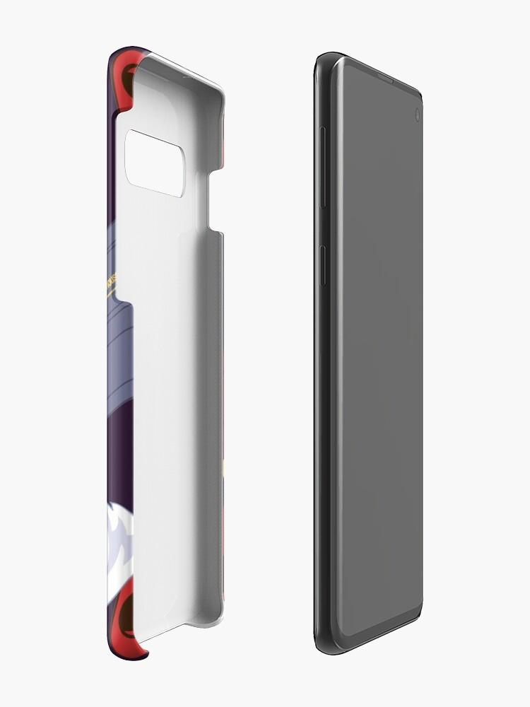 Alternative Ansicht von Töte gemeinsam, bleib zusammen - Bayonetta & Jeanne Hüllen & Klebefolien für Samsung Galaxy