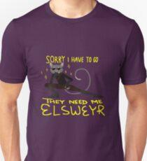 Elswyer no.yellow T-Shirt