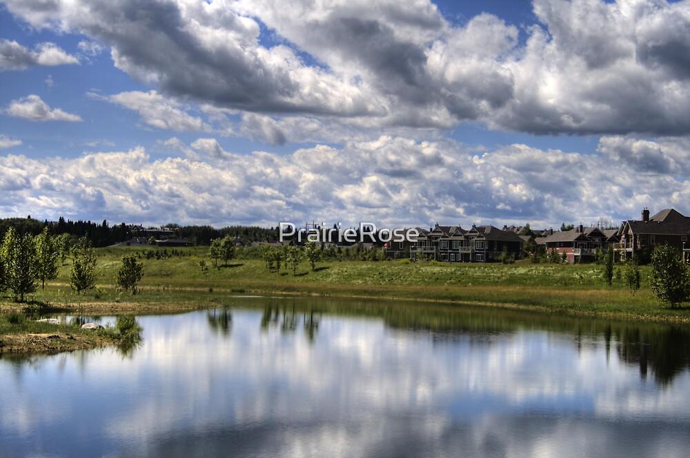 The Lake by PrairieRose