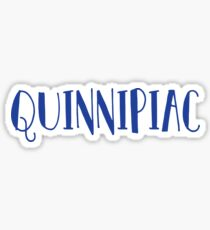 Quinnipiac Sticker