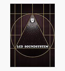LCD Soundsystem Photographic Print