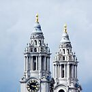 St Paul's Cathedral, London by Ludwig Wagner