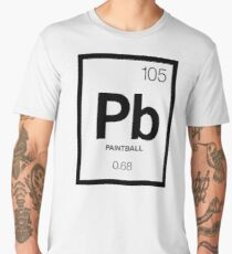 Periodic Paintball Men's Premium T-Shirt