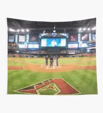 PLAY BALL Wall Tapestry