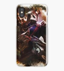 League of Legends BLOOD MOON JHIN iPhone Case/Skin