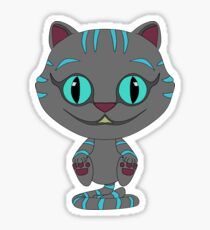 Cheshire cat  Sticker
