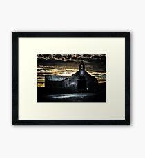 Doon Church Framed Print