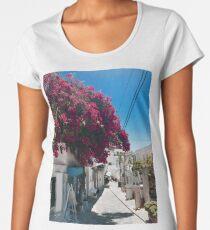 Naxos island Women's Premium T-Shirt
