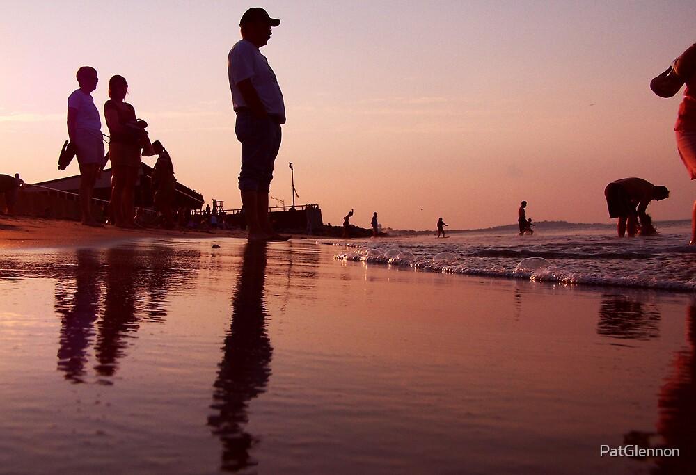 Nantasket Sundown by PatGlennon