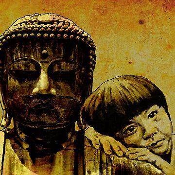 buddha girl by ARTito