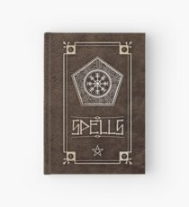 Spellbook - Brown Hardcover Journal