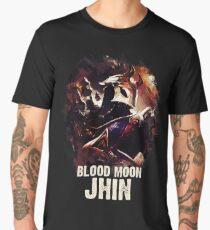 League of Legends BLOOD MOON JHIN Men's Premium T-Shirt