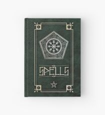 Spellbook - Green Hardcover Journal
