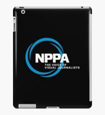 NEW NPPA SHUTTER SWIRL LOGO iPad Case/Skin