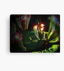 """Fairy Lights"" Canvas Print"
