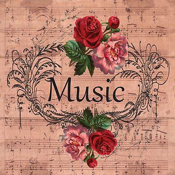 Vintage Rose Music  by wensteve