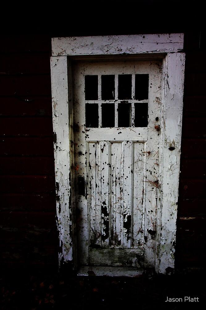 the door by Jason Platt