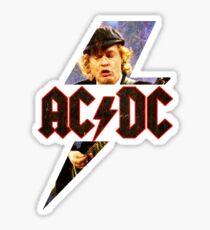 AC/DC Sticker