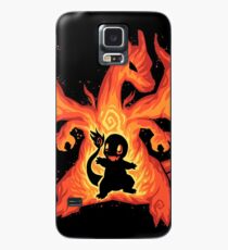 Fire Dragon Within - TechraNova Case/Skin for Samsung Galaxy