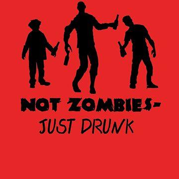 Just Drunk by undeadwarrior