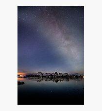 The Milky Way Photographic Print
