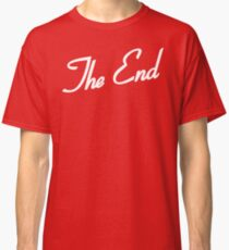 The End is Elementary Classic T-Shirt