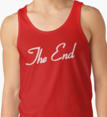 The End is Elementary Tank Top