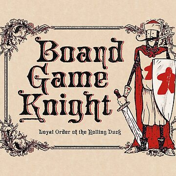 Board Game Knight by mitchmistake