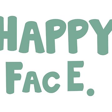 Happy Face. by Eleshis