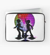 Retro Music DJ! Feel The Oldies! DANCE! Laptop Sleeve