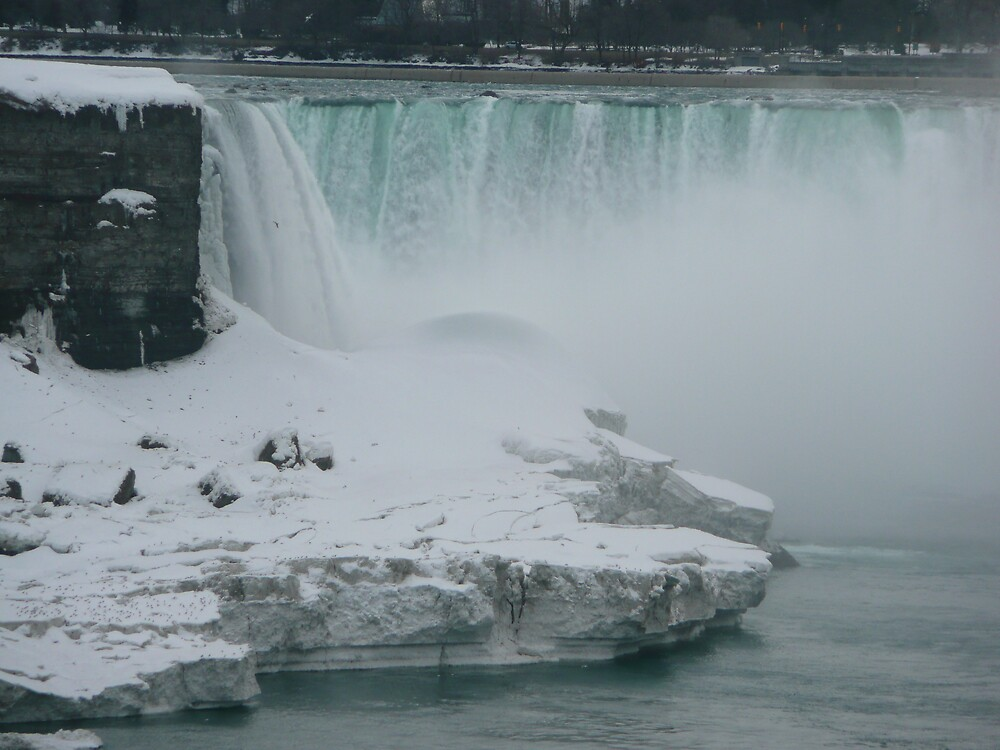 Niagara Falls Winter 2008 by phil777