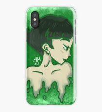 BC in green iPhone Case/Skin