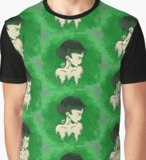 BC in green Graphic T-Shirt
